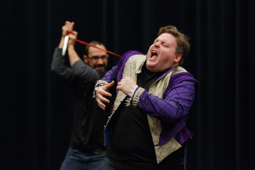 Cues from Shakespeare – Central College News